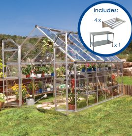 Greenhouse 8x12 Kit