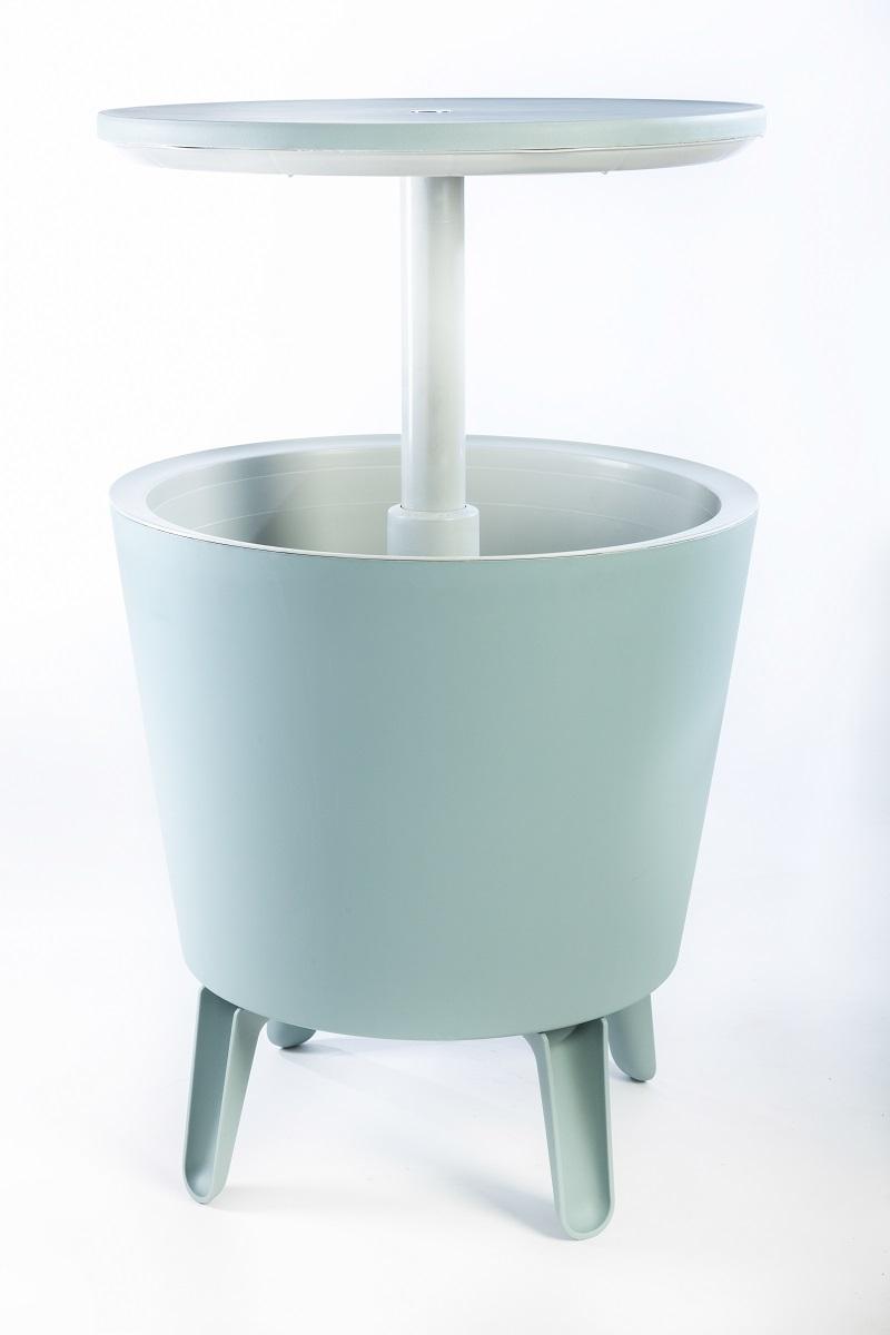 keter cool bar misty blue grey maze. Black Bedroom Furniture Sets. Home Design Ideas