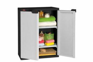 Keter Twin Shelf Base Cabinet