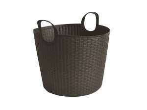 27lt Flexi Tub (Rattan)