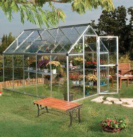 6' x 10' Greenhouse