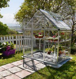 6' x 4' Greenhouse