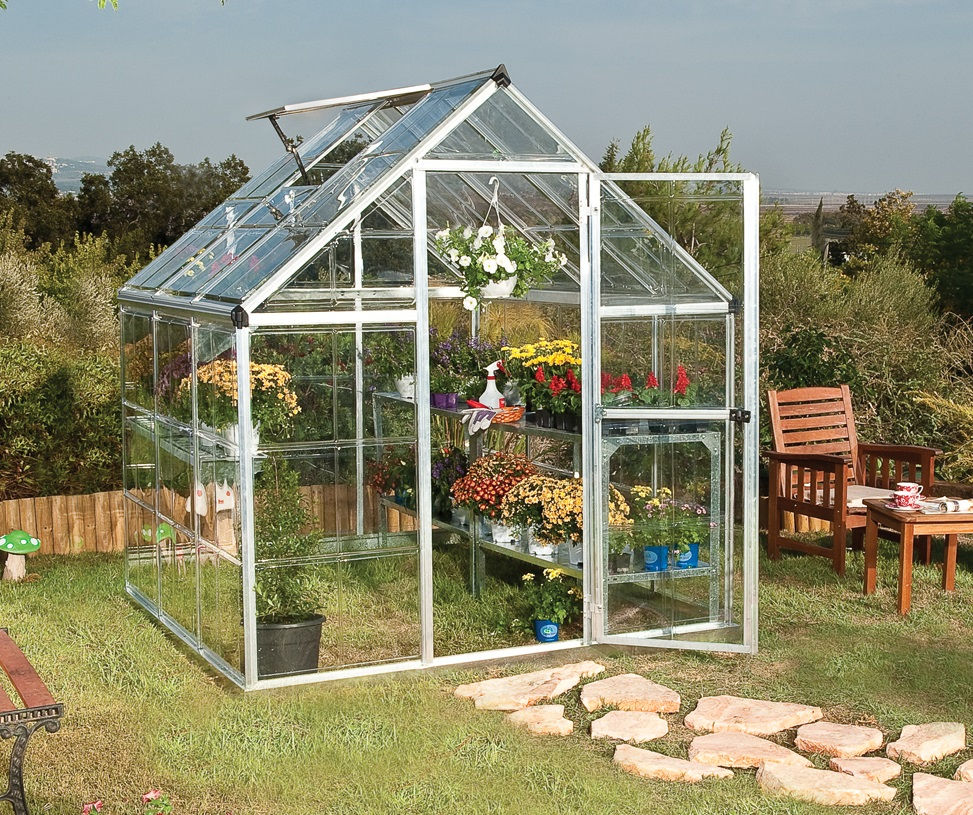 6ft x 6ft greenhouse maze products for Small hot house plans