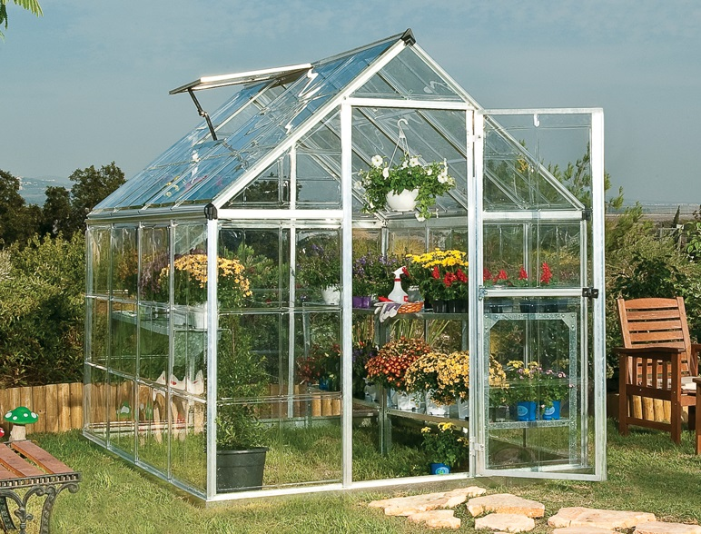 6 X 8 Greenhouse Maze Products