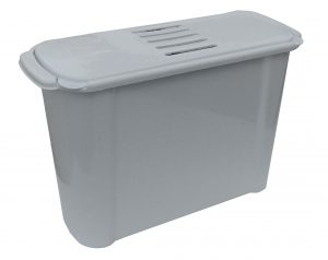 9lt Compost Caddy (White)