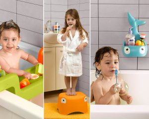 Keter BOBO Bath Set