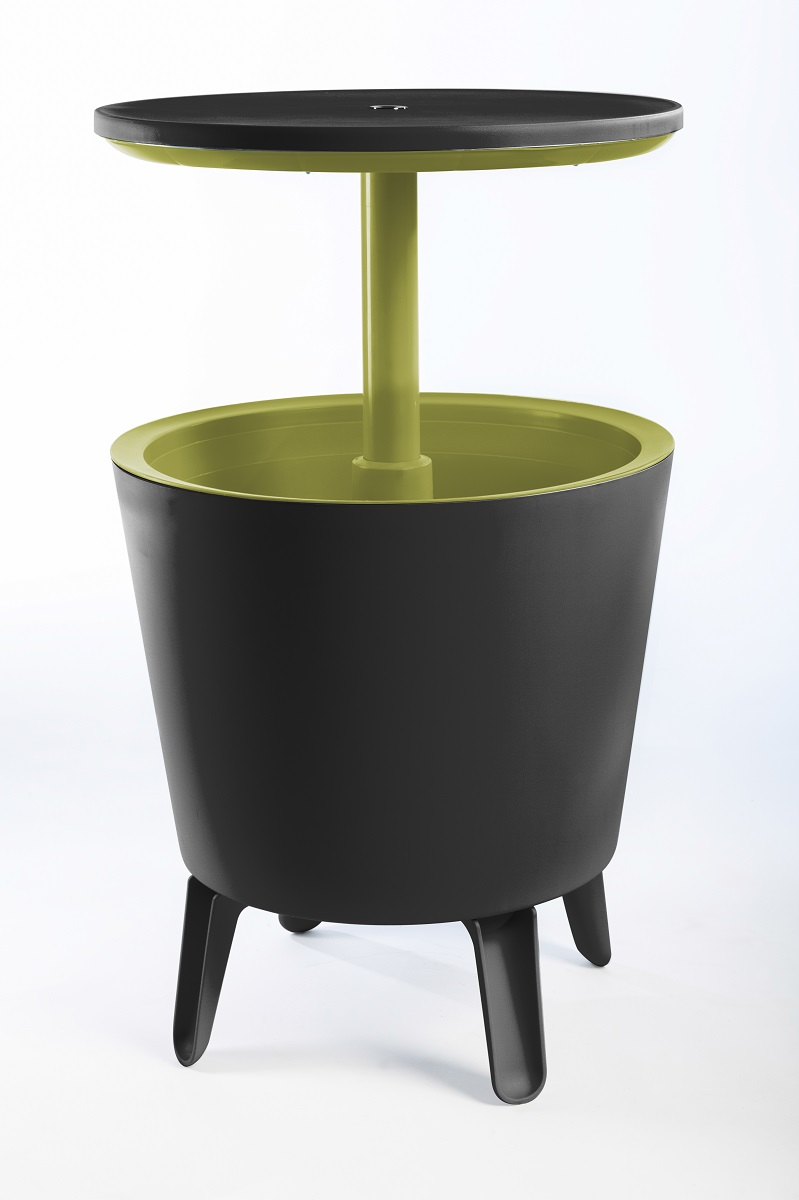 Keter Cool Bar (Charcoal/Lime)