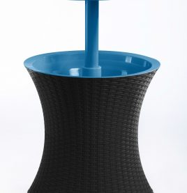 Keter Cool Bar Rattan (Brown/Ice Blue)