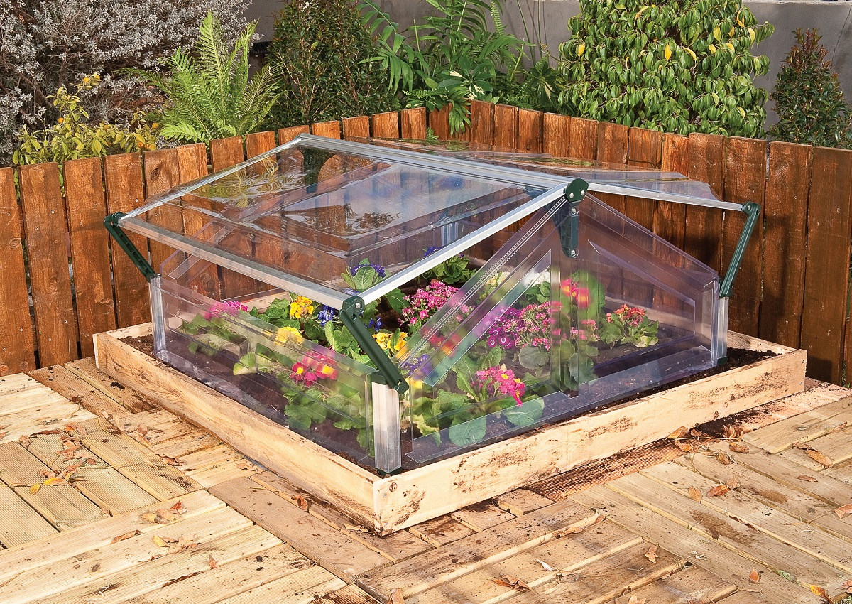 Double Cold Frame | Maze Products