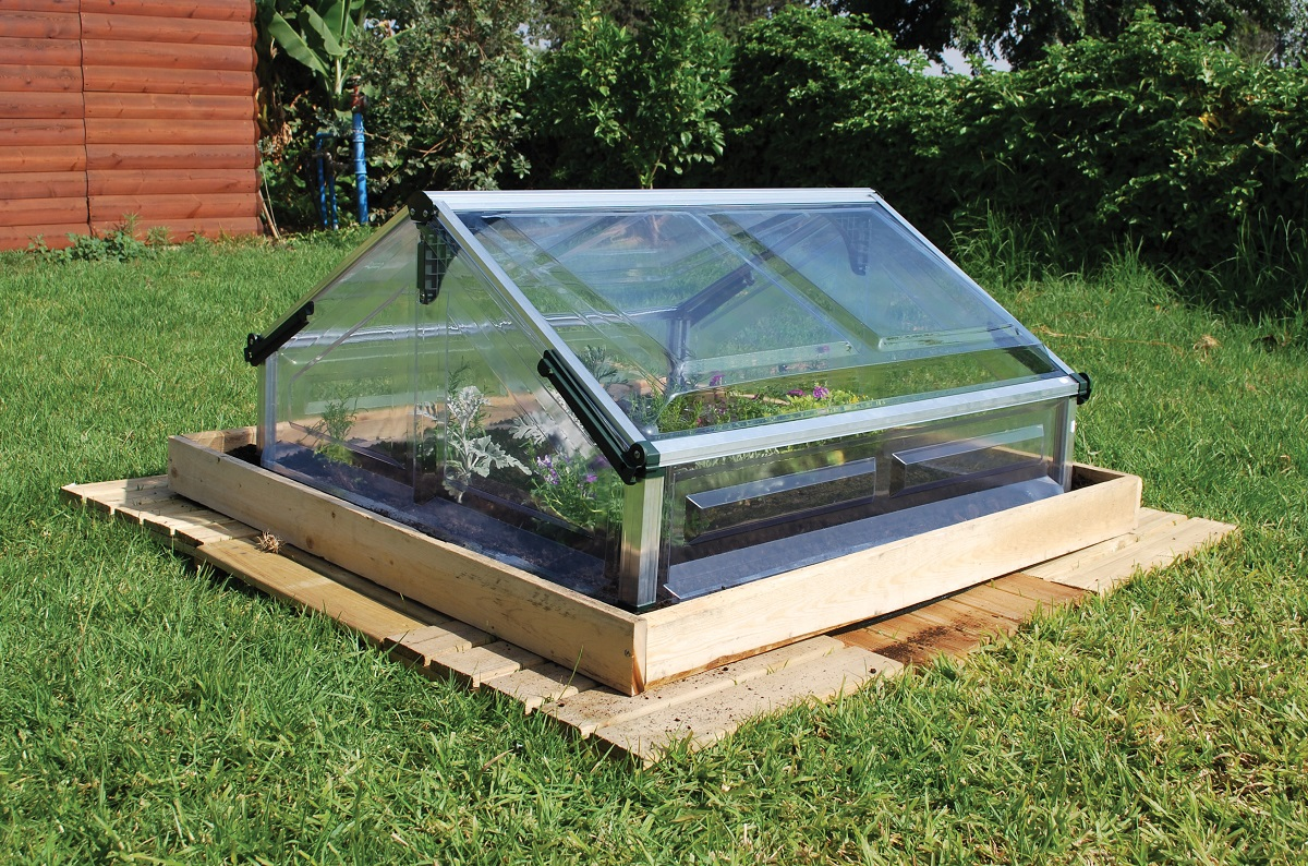Double Cold Frame Maze Products