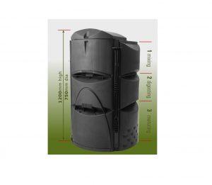 466lt Earthmaker Composter