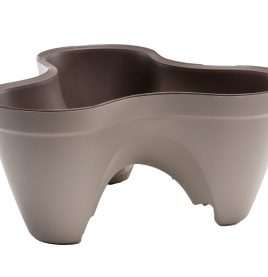 Ivy Planter (Grey)