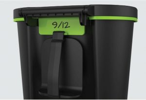 Maze 12lt Indoor Bokashi Composter Kit x 2