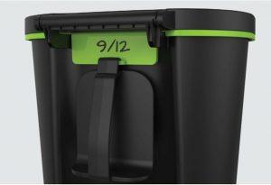 Maze 12lt Indoor Bokashi Composter Kit