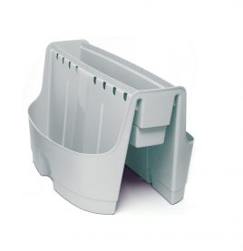 Kamelia Saddle Planter (Grey)