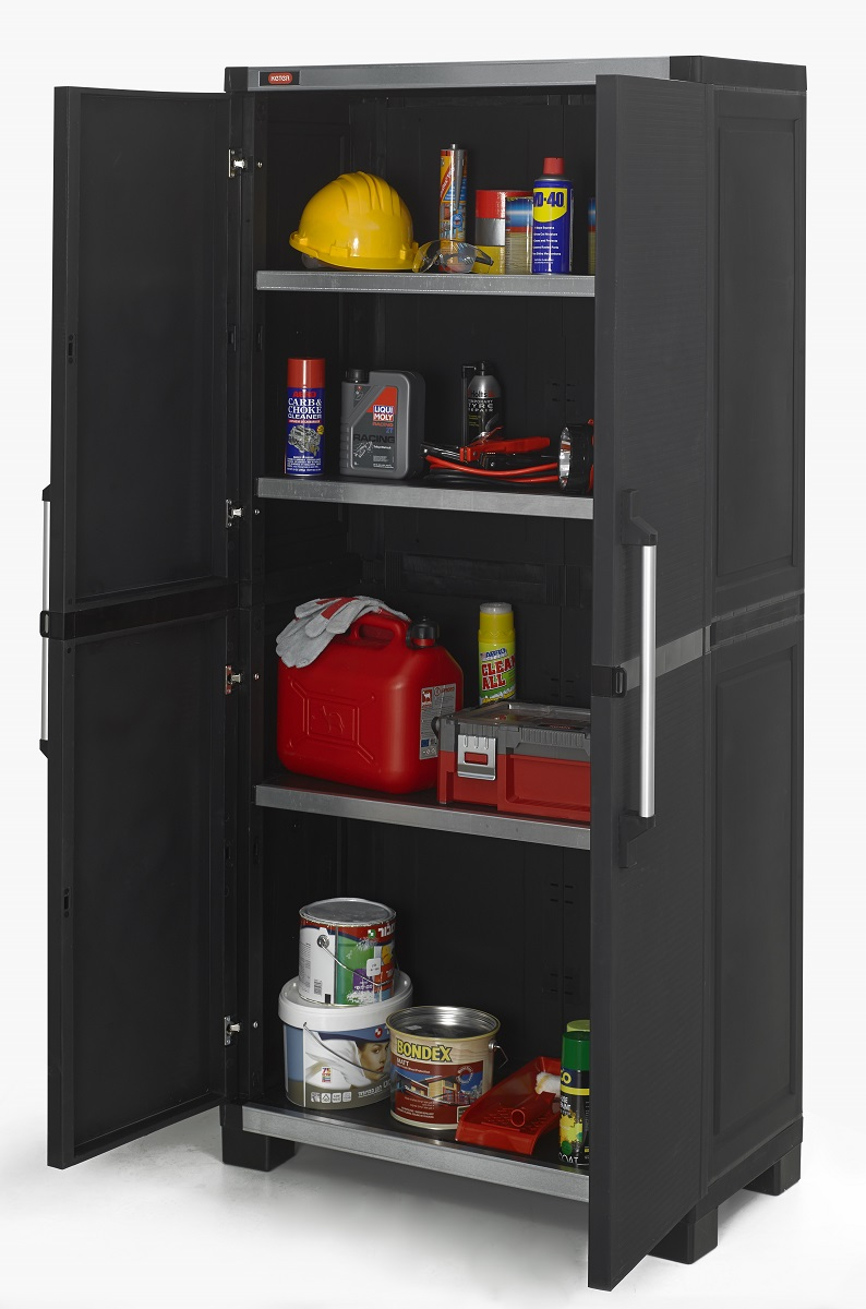Keter XL PRO Tall Cabinet | Maze Products