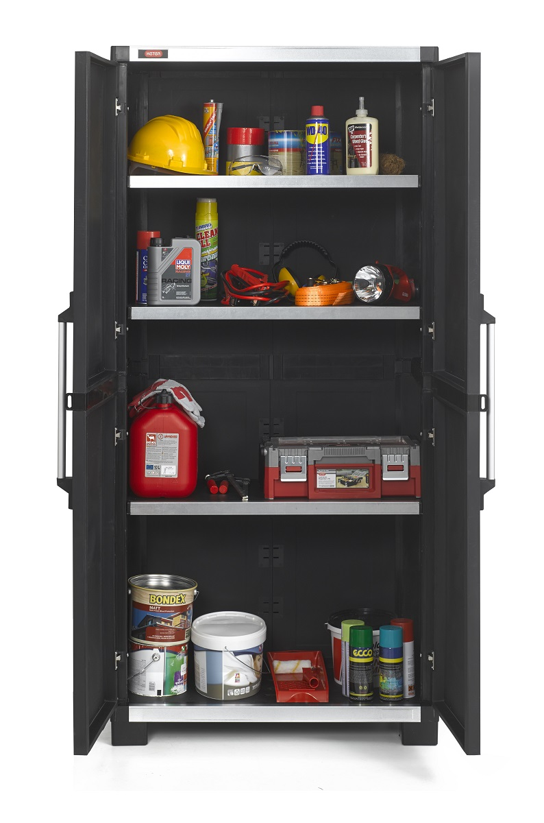 Keter XL PRO Tall Cabinet   Maze Products