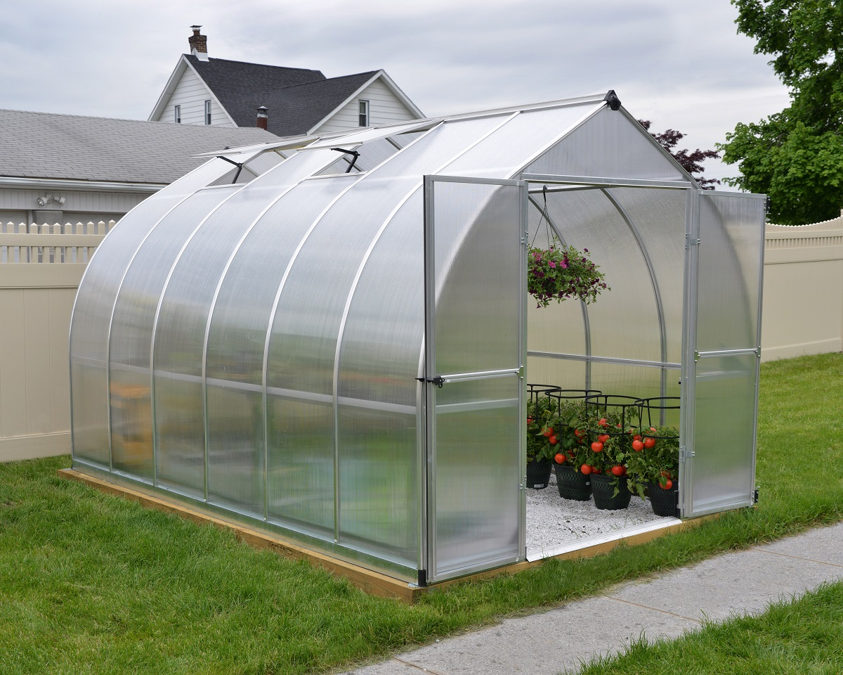 Bella 8ft X 12ft Greenhouse Maze Products