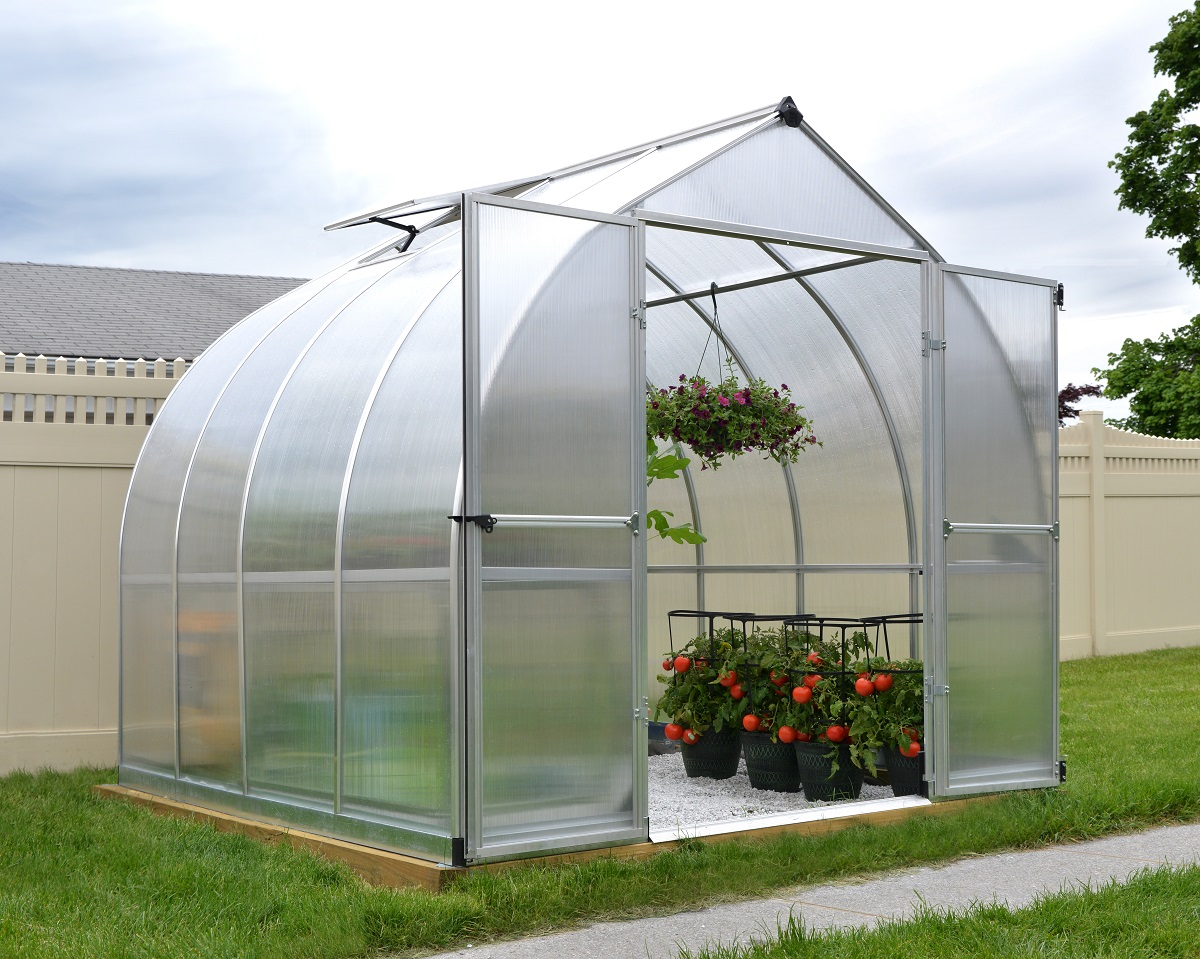 Bella 8ft X 8ft Greenhouse Maze Products