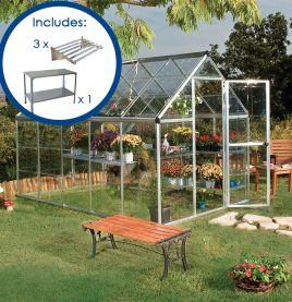 Greenhouse 6x10 Kit