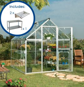 Greenhouse 6x8 Kit