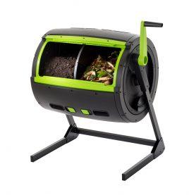 maze 245lt compost tumbler